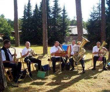 Musikalische Begrüßung durch MS Freunde aus Speyer